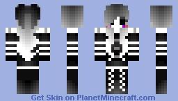 puppet girl Minecraft Skin