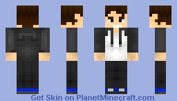 Erek - Random Guy Minecraft Skin