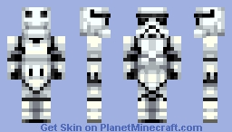 Imperial Stormtrooper Minecraft