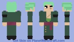 Zoro (One Piece) Minecraft Skin