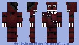 Skin related keywords amp suggestions nightmare freddy minecraft skin