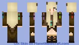Alchemist Eve Minecraft Skin