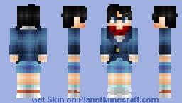 Detective Conan ( Case Closed ) Minecraft Skin