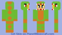 Brain_Juice (pajamas) Minecraft Skin