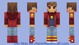 Danny Vasquez Minecraft Skin
