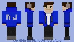 Cool Gamer Guy Minecraft Skin
