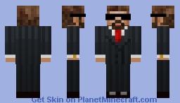 IceHornet Minecraft Skin