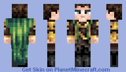 ❖ℱєппєc❖ Loki..... Because.. LOKI Minecraft