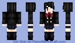 Mei Misaki (Another) Minecraft Skin