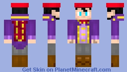 Waking Dreams Minecraft Skin
