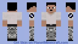 NATO Officer (Me) Minecraft Skin