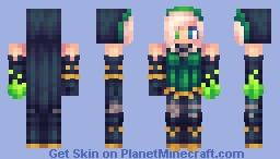 Spellbound ・゚゚・。⋆ Minecraft Skin