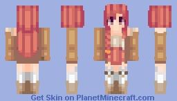 ^-^ Minecraft Skin