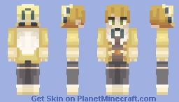 beat (eternal sonata, UPDATED!!) Minecraft Skin