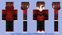 {Skin ReRequest} - ChatterBox Minecraft Skin
