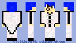 Jellal - Fairy Tail Minecraft Skin