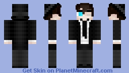 I Made A Skin Of My Profile Picture How Original! Minecraft Skin
