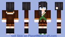 KOTORI~ Sound! Euphonium - Asuka Tanaka Minecraft Skin