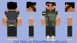(Free) Syrian Army (FSA) Terrorist Minecraft