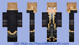 Jackdc4 skin {fixed eyes} Minecraft Skin