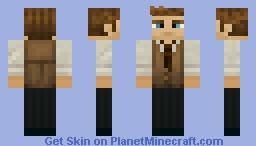 LordPinkerton Minecraft Skin