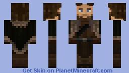 Eddard Stark [Game of Thrones] Minecraft Skin