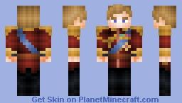 [Glaciem] Emperor Steve I de Castaire Minecraft Skin