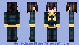 Lelouch Lamperouge- Code Geass [REMAKE] Minecraft Skin
