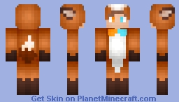Official LuxLacis skin - Male/Female (skinpack in description) Minecraft Skin