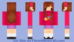 ❥ Mabel Pines Minecraft