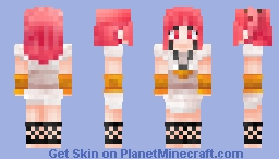 Morgiana:(1.8 Alex) Minecraft Skin