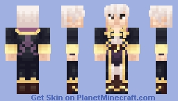 Robin (Female in Desc) Minecraft Skin