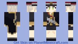 刀剣乱舞(Touken Ranbu)-∗Hotarumaru∗ Minecraft Skin