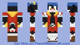 Klonoa - Wii Minecraft Skin