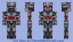 """Avengers: Age of Ultron - Ultron """"There are no strings on me!"""" Minecraft"""