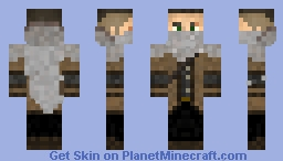 Byron the Righteous, House Eventide Minecraft Skin
