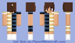 ♣ℜσβαη♣ - 2 Colors Dress Skin Minecraft Skin