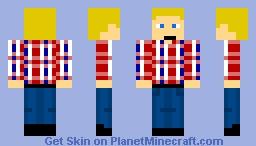 In Real Life - SRiddlerC Minecraft Skin