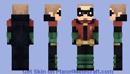 Robin Arkham Knight Revamped Minecraft