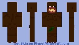 DEEZ NUTS Minecraft Skin