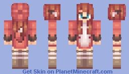 ~ Foxey + Matching Skin ~