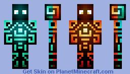 Golem Minecraft Skin