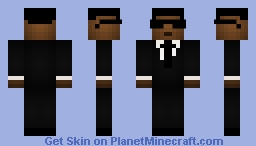 Men In Black [Agent J]
