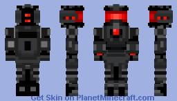 Redpoisondragon 4.5 Minecraft Skin