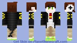 Ninomae Shii (NI NO MAESHII NO TSUKAIKATA) Minecraft Skin