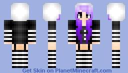 Marionette -FNaF Project Cake- Minecraft Skin
