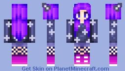Jenna Minecraft Skin