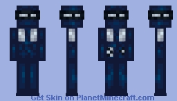 Time And Relative Dimensions In Space Minecraft Skin