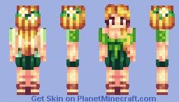 ✿๑ ▪ Fєℓiηкa ▪ ๑✿ ~ ♀ Testing. Minecraft Skin