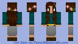 Edit of Personal Skin Minecraft Skin